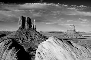 Monument Valley Black and White http://fineartamerica.com/artists/christie+crescenzi